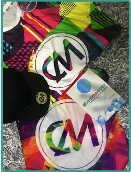 color manila race kit